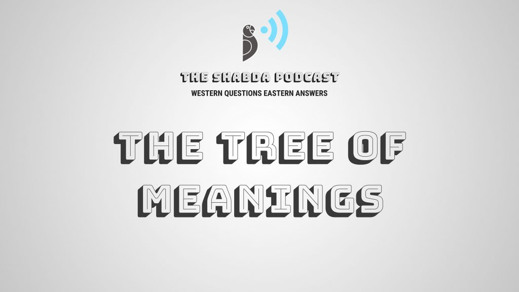 The Tree of Meanings