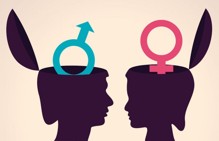 Consciousness Has a Gender